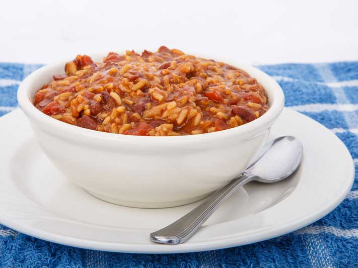 Vegan and Gluten Free Red Beans and Rice